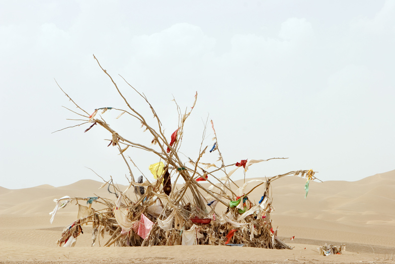 Unrevealed, Site 1 (Adorned), 2006